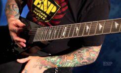 Gitara elektryczna ESP LTD V-407B
