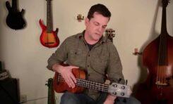 Struny Kala U-Bass Metal Round Wound