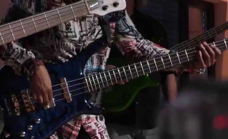 Video zapowiedź Tripple Bass Treat Clinic Tour 2015