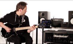 Nagrywanie w domu z Blackstar