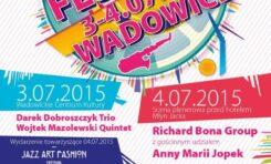 Młyn Jazz Festiwal 2015 w Wadowicach