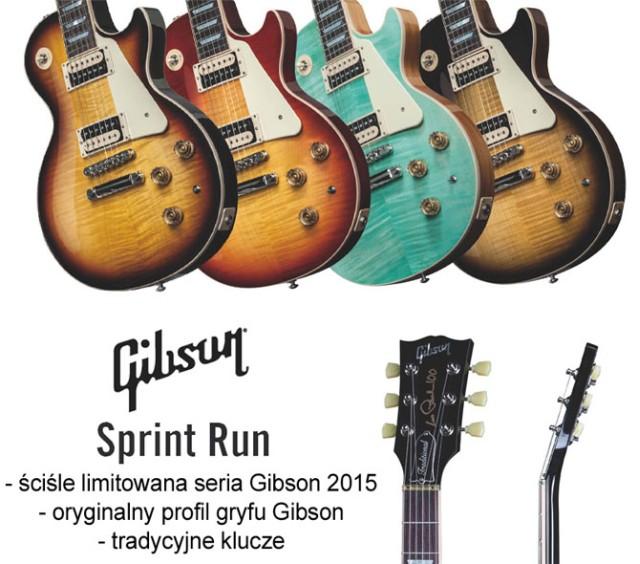 Gibson Limited Edition 2015 już w polskiej dystrybucji