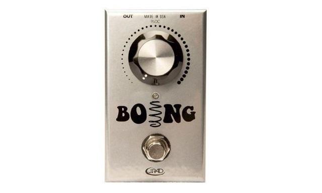 J. Rockett Audio Design Boing – mini-test efektu gitarowego