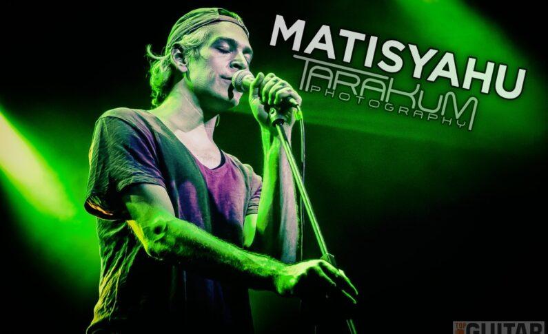 Matisyahu zagrał w klubie B90 w Gdańsku