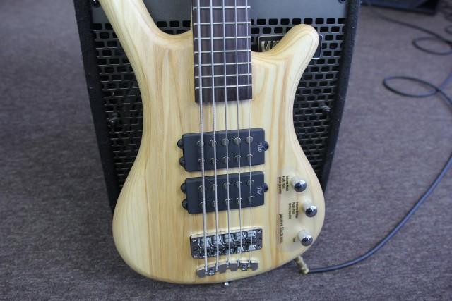 """Warwick RockBass Corvette $$ 5 – test gitary basowej  z wyróżnieniem """"Sprzęt na Topie"""""""
