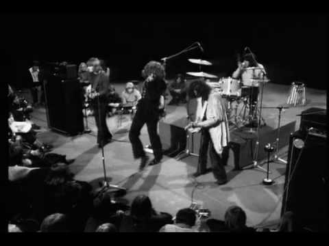 Jeden z pierwszych koncertów Led Zeppelin