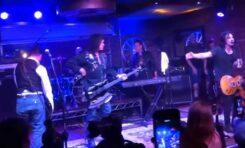 Gene Simmons, Gilby Clarke i Johnny Depp grają KISS