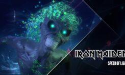 """Iron Maiden prezentuje """"Speed Of Light"""" z nowej płyty """"The Book Of Souls"""""""