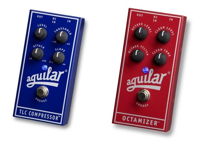 Aguilar TLC Compressor & The Octamizer – test efektów basowych w TopGuitar