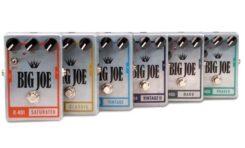 """Big Joe Raw Series – test efektów gitarowych z wyróżnieniem """"Sprzęt na Topie"""""""