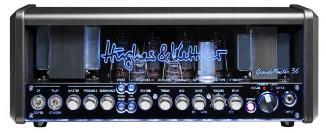 """Hughes & Kettner GrandMeister 36 – test wzmacniacza gitarowego  z wyróżnieniem """"Sprzęt na Topie"""""""