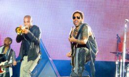 """Lenny Kravitz zapowiada koncertowe DVD """"Just Let Go"""""""