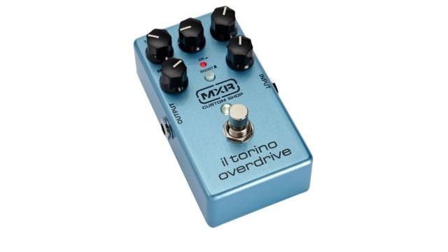 """MXR Custom Shop Il Torino Overdrive – test efektu gitarowego  z wyróżnieniem """"Sprzęt na Topie"""""""