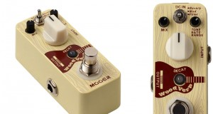 Mooer Audio MRV-3 Woodverb