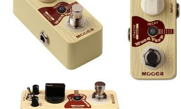Efekt Mooer Audio MRV-3 Woodverb