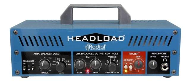 Radial Headload – mini-test reduktora mocy w TopGuitar