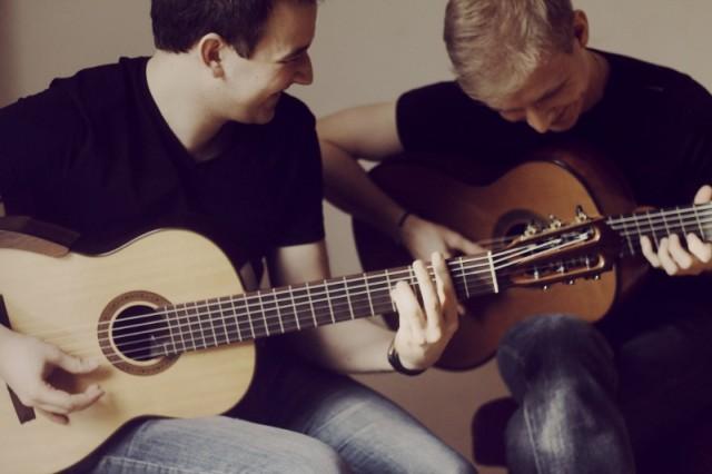 Woch & Guzik Duo z Carnegie Hall do Fabryki Trzciny