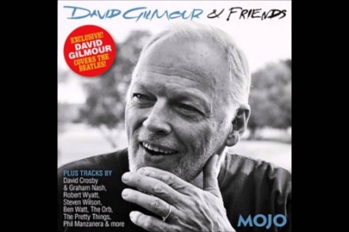 """David Gilmour gra """"Here, There and Everywhere"""" The Beatles"""