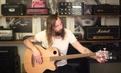 TC Electronic Polytune Clip i akustyczne gitary basowe?