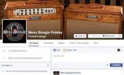 Mesa Boogie Polska na Facebooku