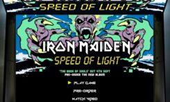Sprawdź się w grze Iron Maiden Speed Of Light
