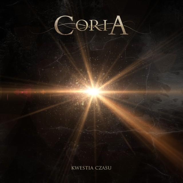 Coria: okładka nowej płyty, premiera singla w poniedziałek