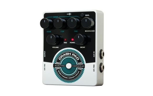 EHX Crash Pad: analogowy syntezator perkusyjny