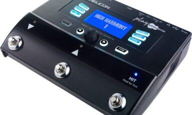 """TC Helicon Play Acoustic  – test multiefektu gitarowego z wyróżnieniem """"Sprzęt na Topie"""""""