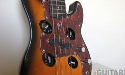 """Traveler Guitar TB-4P Bass – test gitary basowej z wyróżnieniem """"Sprzęt na Topie"""""""