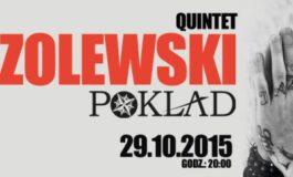 Wojtek Mazolewski Quintet w klubie Pokład w Gdyni