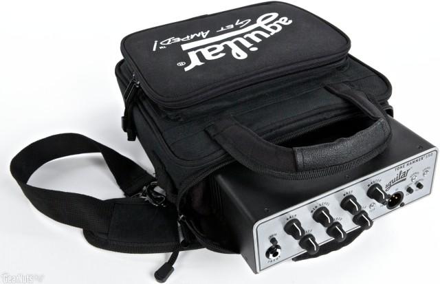 """Aguilar Tone Hammer 500 i kolumna SL112 –  test wzmacniacza basowego z wyróżnieniem """"Sprzęt na Topie"""""""