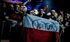 Deathcrusher 2015 czyli Carcass, Napalm Death, Obituary, Voivod oraz Herod w B90