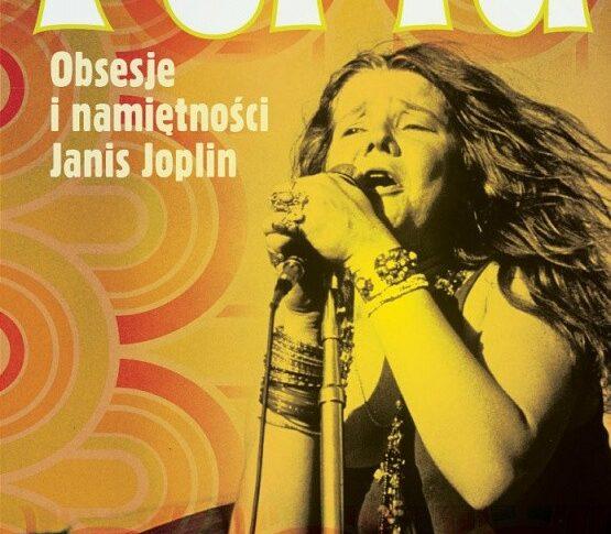 """Ellis Amburn """"Perła. Obsesje i namiętności Janis Joplin"""""""