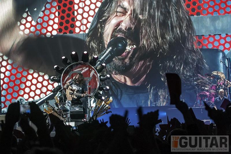 Foo Fighters zagrali w Krakowie