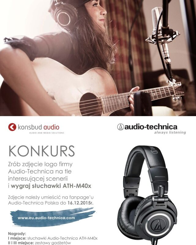 KONKURS Audio-Technica