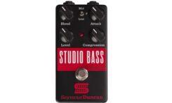 Seymour Duncan Studio Bass Compressor – mini-test efektu basowego w TopGuitar