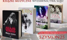 Promocja na książki Wydawnictwa SQN