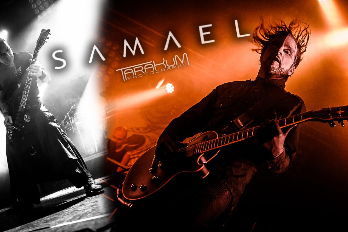 Samael, Furia oraz Bloodthirst w B90