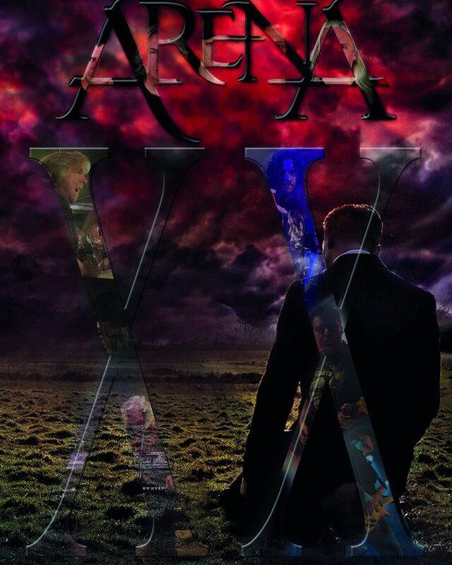"""Arena: okładka koncertowego DVD """"XX"""""""