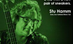 Nowe struny GHS Stu Hamm