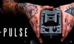 IRT-Pulse: lampowy interfejs gitarowy