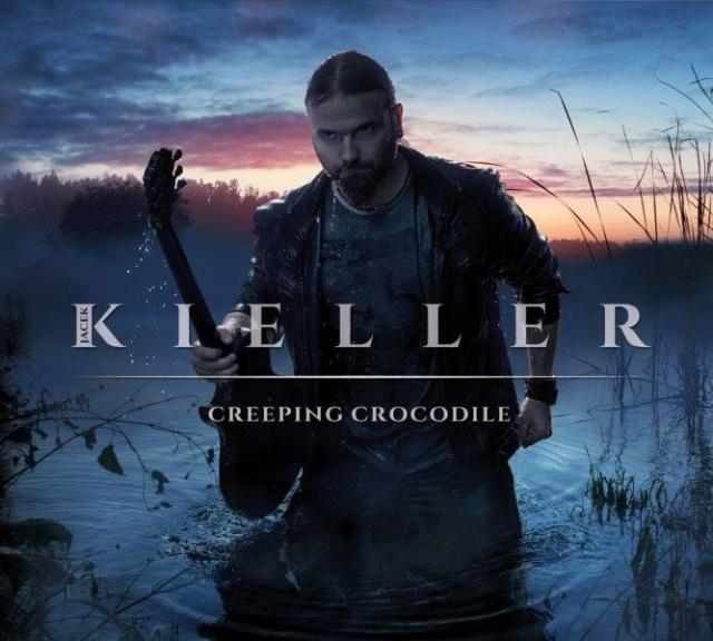 "Jacek Kieller ""Creeping Crocodile"""