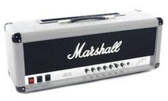 """Marshall 2555X Silver Jubilee Re-Issue & 2551AV – test wzmacniacza gitarowego  z wyróżnieniem """"Sprzęt na Topie"""""""