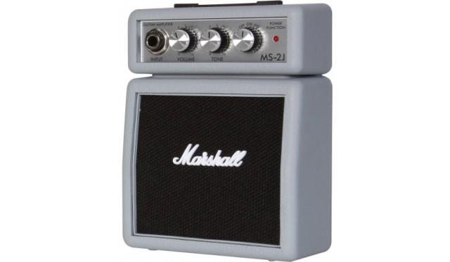 Marshall MS-2J Silver Jubilee – mini-test wzmacniacza gitarowego w TopGuitar