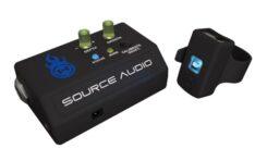 Uniwersalny bezprzewodowy kontroler efektów Source Audio Hot Hand 3