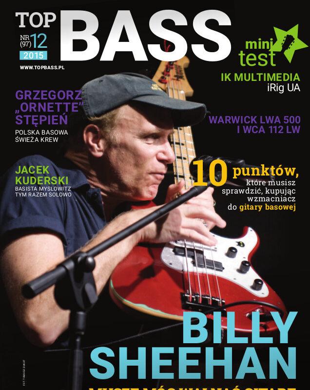 Billy Sheehan – Wywiad