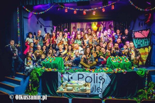 Światowy Dzień Ukulele w Bukownie