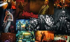 Judas Priest, UFO, Scream Maker w Ergo Arenie (relacja)