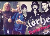 Scream Maker na scenie przed Judas Priest i UFO