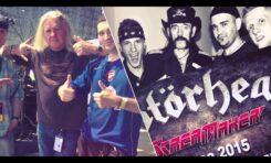 Scream Maker na scenie przed Judas Priest i UFO